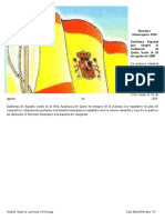 Historia Bandera Ecuatoriana
