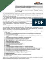 Regulamento Atividades Complementares 2016