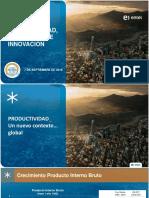Patricio Pérez, Gerente de Estrategia e Innovación Entel en IV Summit País Digital 2016