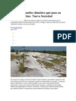 Energía y Cambio Climático Qué Pasa en América Latina Nueva Sociedad