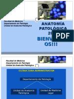 AP - Clase 01 - Historia de La Anatomia Patologica - 15abr15
