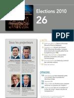 FORWARD, le magazine de la FEB, juin 2010, Le sommaire