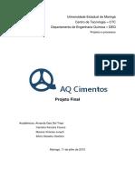 AQ Cimentos 2013