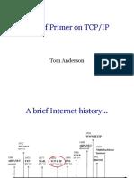 A Brief Primer TCP Primer