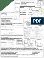 Formulario de Tribología (Ciencia de la fricción)