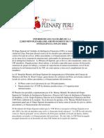 351 2014-06-06 Co Chairs Statement Spanish