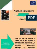 Análisis Financiero 2013 II