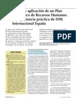 LECTURA 2 ADMINISTRACION DE RRHH - MODELO DEL PLAN ESTRATEGICO DE DHL INTERNATIONAL.pdf