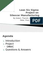 Lean Six Sigma Presentation Super Six V5