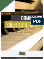 Dominante Substituto Sub V7