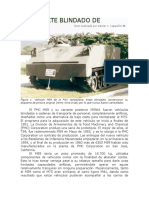 M59 Armored Personnel Carrier