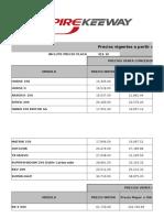 LISTA DE PRECIOS SOLO MODELO TX 07072016.xlsx
