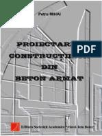 Petru Mihai Proiectarea Constructiilor Din Beton Armat