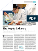 The Leap to Industry