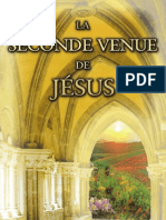 la seconde venue de jesus