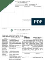 Planejamento 1 e 2 Ano Secretariado subsequente