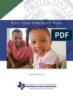 PEI Five Year Strategic Plan