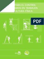 Guia Para El Control de Peligros en Trabajos en Altura