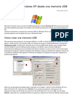 Como Instalar Windows Xp Desde Una Memoria Usb 2937 Nz7xcu