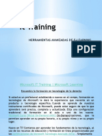 It Training - Nuevo