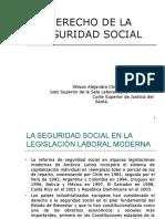 La Seguridad Social en El Derecho Laboral Moderno y Mundo Globalizado