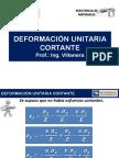 013-Deformación Unitaria Cortante