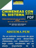 Chimeneas Pem - Agosto 2005