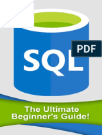SQL_ the Ultimate Beginner's Gu - Andrew Johansen