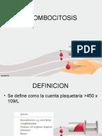 trombocitosis.ppt