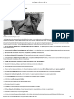 Karl Popper, En 20 Frases - ABC