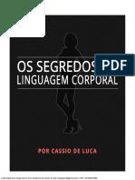 Oss e Gredos Da Lingua Gem Corporal