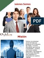 Presentacion Byblos