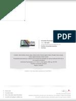 Validación de La Escala de Estrategias de Coping Modificada (