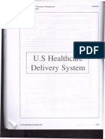 E. Manon Shroff Management...US Health Care Delivery Systems (1)