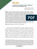 Artigo de Alexander Meireles Da Silva (SOLETRAS_2014)