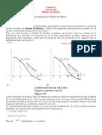 Cap 3, Sec 3.8, Metodo de Newton