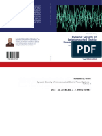 Dynamic Security of Interconnected Electric Power Systems - Volume 2