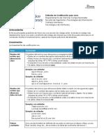 Estandar - Codificacion JAVA