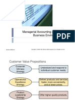 1 Managerial Accounting and the Business Environment Compatibility Mode