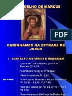 EVANGELHO DE MARCOS - 2006.ppt