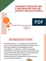 Capacidades Físicas. Diego Parra