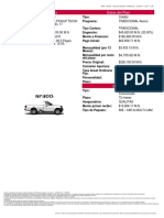 NP300 Pick Up TM DH AC 6 VEL 17, Enganche 20%, Cxa 2%, Tasa Anual 12.99%, Plazo 72 Meses