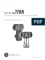 87-88 Actuators - Instruction Manual (ES)