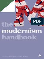 (Literature and culture handbooks) Philip Tew, Alex Murray-The modernism handbook-Continuum International Publishing Group (2009).pdf