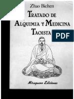 Bichen Zhao - Tratado De Alquimia Y Medicina Taoista.pdf