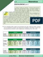 5to Grado - Matemáticas - Múltiplos y Submúltiplos Del Metro, Del Litro y Del Kilogramo