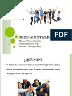 Grupos Motivados