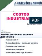 Costos y Sistema de Costeo