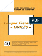 Cuadernillo 40 - Ingles