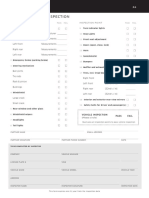 Rasier Vehicle Inspection Form R4